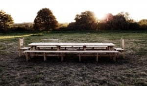 The Table on the Marsh